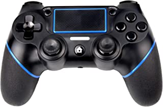Sades C200 PS4 Controller Wireless Controller Gamepad with Dual Vibration and 3.5mm Jack for Playstation 4