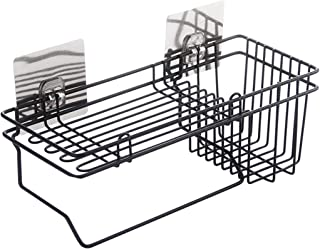 XXSHN ZRB Support de séchage de Vaisselle de Cuisine, Support de Fleur Suspendu Panier de Rangement en Fil Organisateur co...