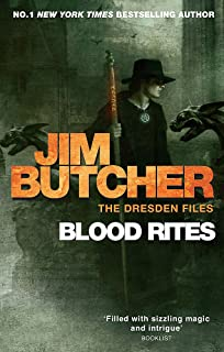 Blood Rites: The Dresden Files, Book Six: 6