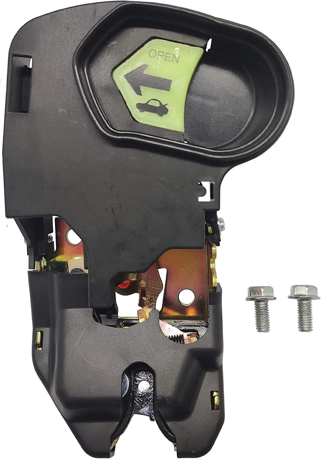 OKAY MOTOR Trunk Latch Lock Lid Bombing free shipping 2001-2005 Assembly Ho for Max 68% OFF Handle