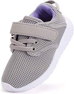 DADAWEN Boy's Girl's Lightweight Breathable Sneakers...