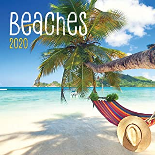 43df7621db3 Turner Photo Beaches 2020 12X12 Photo Wall Calendar (20998940007)
