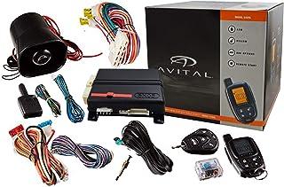 $148 » Avital 5305L 2-Way Security System Responder Keyless Entry Remote Start w/ D2D