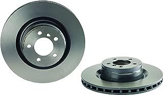 Brembo 09.9372.21 UV Coated Front Disc Brake Rotor