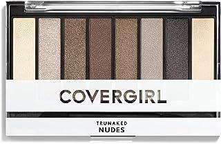 COVERGIRL TruNaked Eyeshadow Palette, 805 Nudes