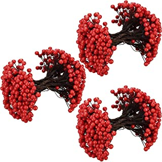 christmas berries garland