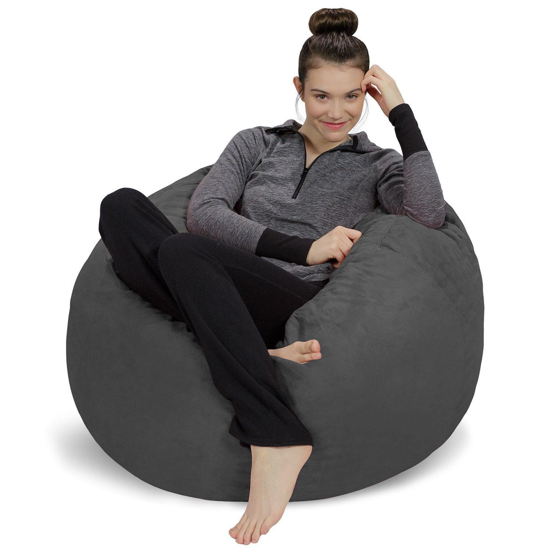 Sofa Sack Microsuede Furniture Accessories