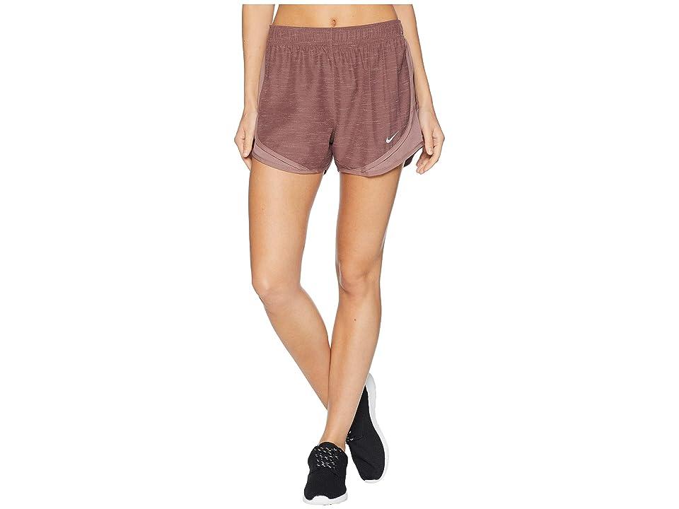 Nike Dry Tempo Short (Smokey Mauve/Smokey Mauve/Wolf Grey 1) Women