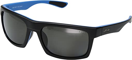 Matte Black Azue w/ Polarized Dark Grey Lens