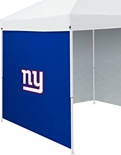 NFL 9X6' Shelter Side Panel Wall with Straps