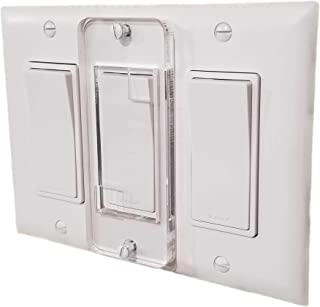 Decora Switch Light Switch Guard Protector, Child Safe, Residential, Sump, HotTub