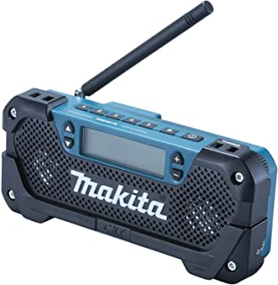 Makita MR052 10.8V/ 12V Max Li-Ion CXT Radio - Battery and Charger Not Included