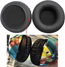 Aleicx Skullcandy Hesh 2 Headphone Covers Earpads, Ear Pads Ear Cups Replacement Cover for Skullcandy HESH2.0 HESH2 Hesh Headphones(Headset Cushion) Nondestructive Quality Fur Earmuffs (Black)