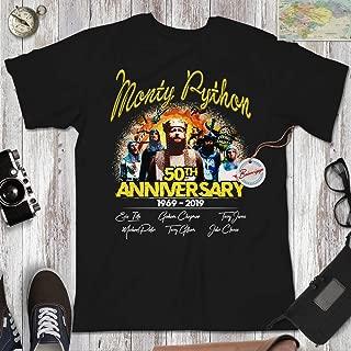 Monty Comedy Python Shirt 50th-Anniversary 1969-2019 Memories Thank-You Customized Handmade Hoodie/Sweater/Long Sleeve/Tank Top/Premium T-shirt