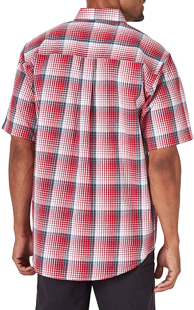 Wrangler Men's Blue Ridge Plaid Shirt