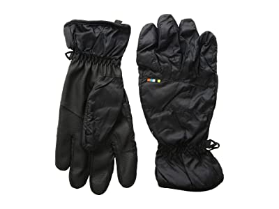 Smartwool SmartLoft Gloves (Black) Extreme Cold Weather Gloves