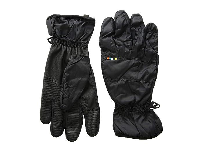 Smartwool SmartLoft Gloves (Black) Extreme Cold Weather Gloves