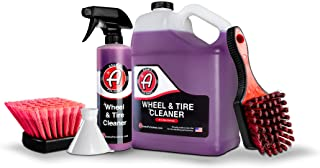Adam's Wheel & Tire Cleaner - A Chemical Formula That Combines Our Wheel Cleaner & Tire & Rubber Into an All in One Formul...