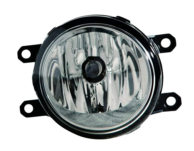 Depo 212-2076R-AF Fog Lamp Assembly (Toyota 4Runner 10-13 Passenger Side Nsf)