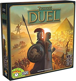 Board Game 7 Wonders Extension 7 Wonders Duel 2 Player Strategy Board Card Game English Version Game