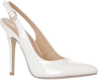 Women's Lucy Pointed-Toe, Sling Back Pump Stiletto Heels