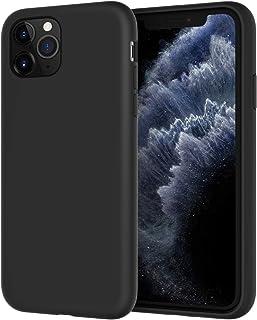 JETech Funda de Silicona Compatible con iPhone 11 Pro, 5,8 Pulgadas, Sedoso-Tacto Suave, Funda Protectora de Cuerpo Comple...
