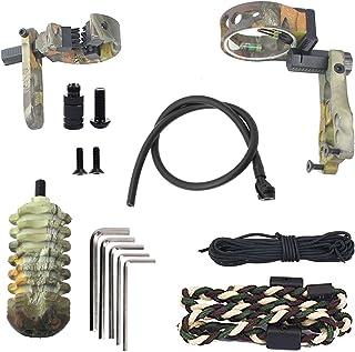 comprar comparacion Funtress Tiro con Arco Tiro con Arco Accesorios Set Kit de actualización de 5 Pin Bow Sight con el Nivel y la luz Resto de...