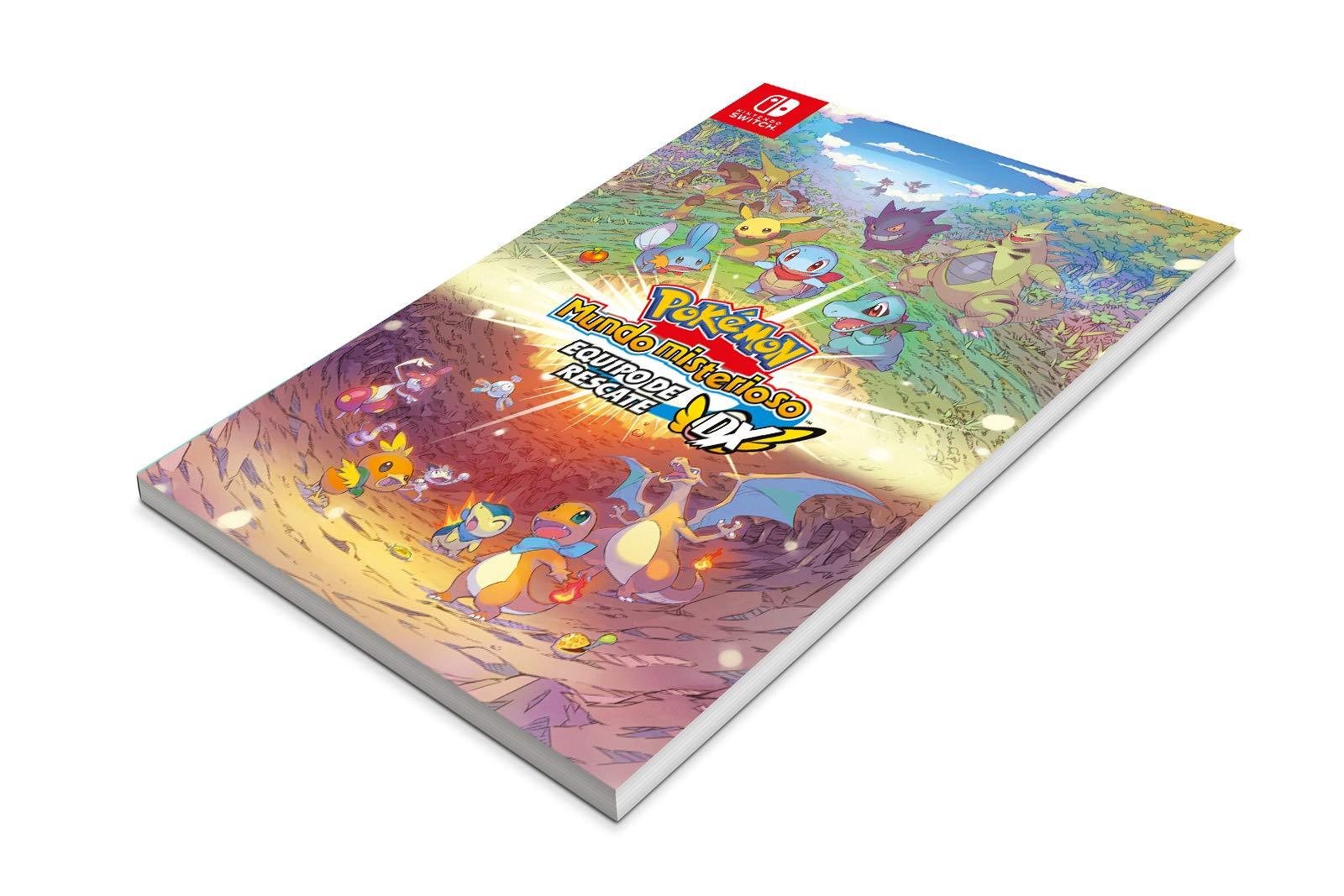 Cuaderno Pokémon mundo misterioso equipo de rescate DX (Nintendo Switch): Amazon.es: Videojuegos
