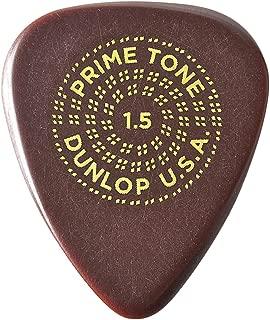 Dunlop 511P1.5 Primetone Standard Sculpted Plectra, 1.5mm, 3/Player's Pack