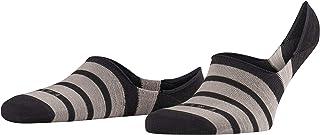 FALKE Men's Even Stripe Liner Socks - Cotton Rich, Multiple Colours, UK sizes 5.5-11 (EU 39-46), 1 Pair - No show/invisibl...