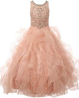 2b2841551cad Amazon.com  easter dresses for girls -  200   Above   Girls ...