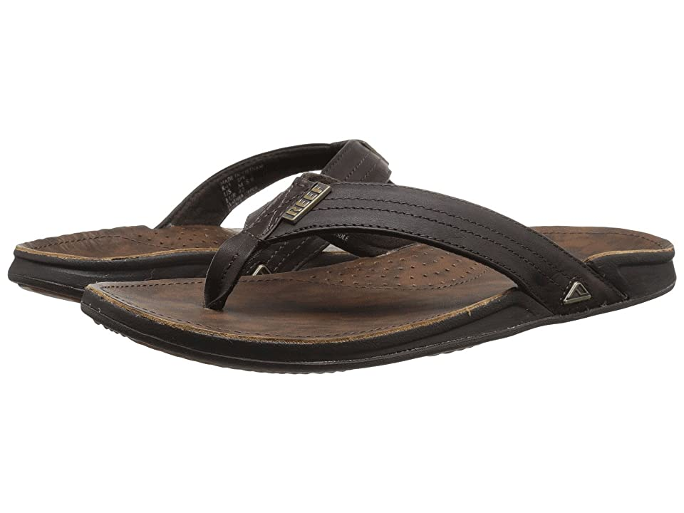 Reef J-Bay III (Dark Brown) Men