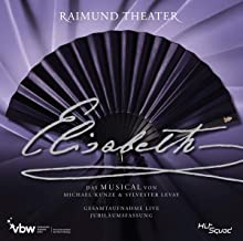 elisabeth de musical cd