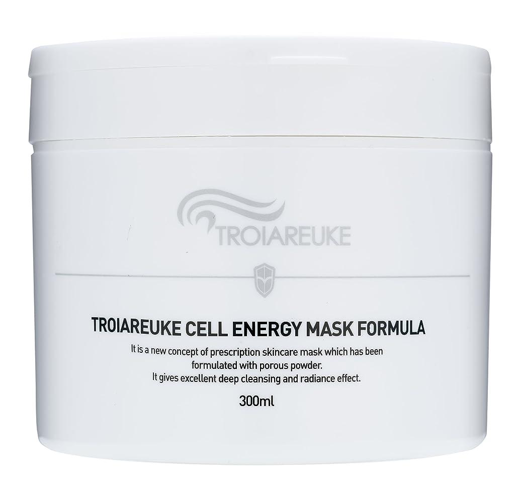 フェロー諸島チートシフトTroiareuke(トロイアルケ) セルエネルギー マスク フォーミュラー/Cell Energy Mask Fomula (300ml) [並行輸入品]