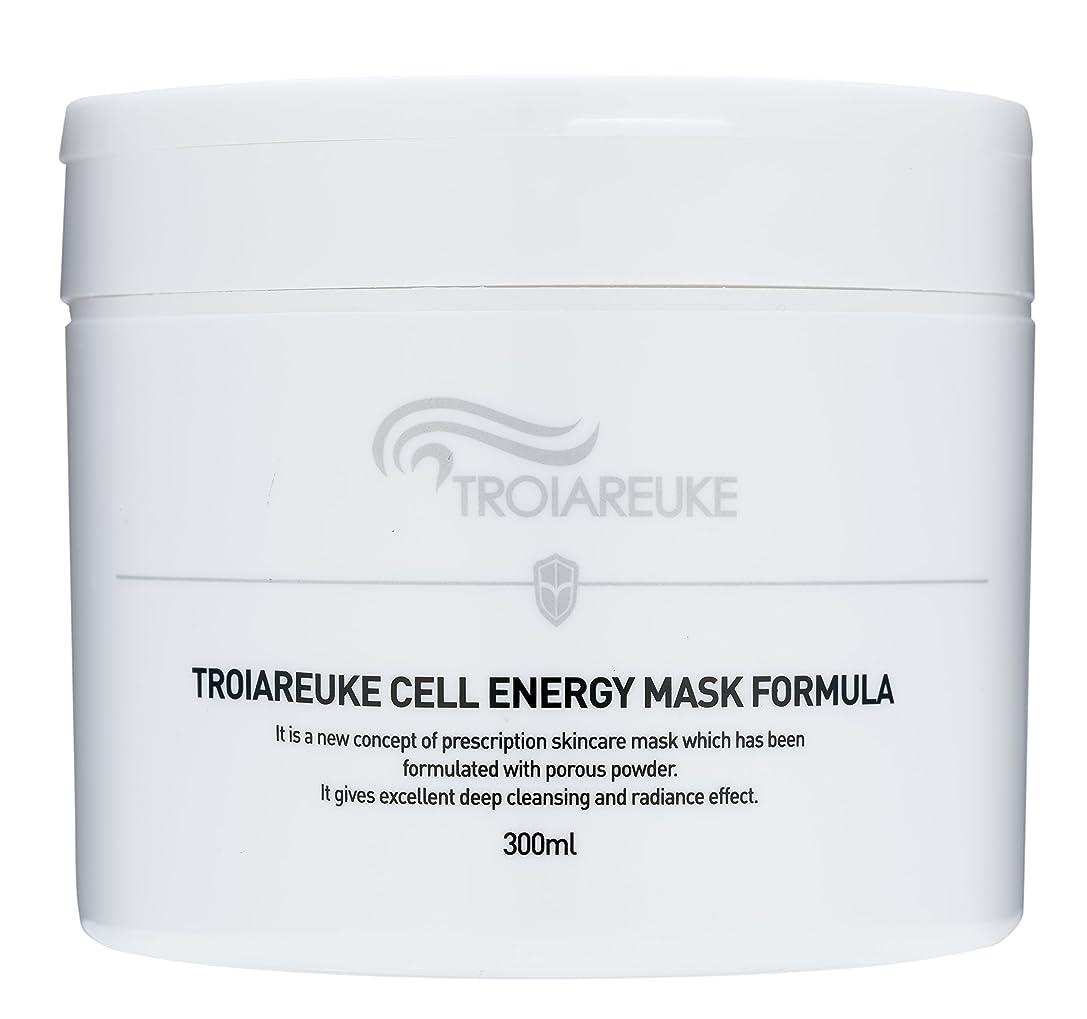 失態争いの量Troiareuke(トロイアルケ) セルエネルギー マスク フォーミュラー/Cell Energy Mask Fomula (300ml) [並行輸入品]