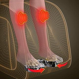 KHUY El Calentamiento de ratón for el Cuello y los Hombros, cojín de calefacción for el Dolor de Espalda, calambres por Abdominal y Alivio del Dolor crónico, Apagado automático (Color : Red)