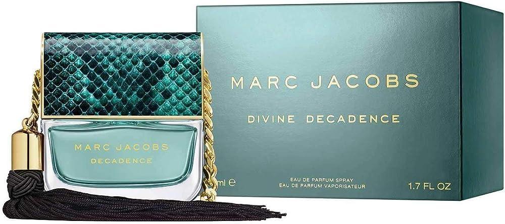 Marc jacobs divine decadence, eau de parfum,profumo per donna vaporizzatore - 50 ml 10003462