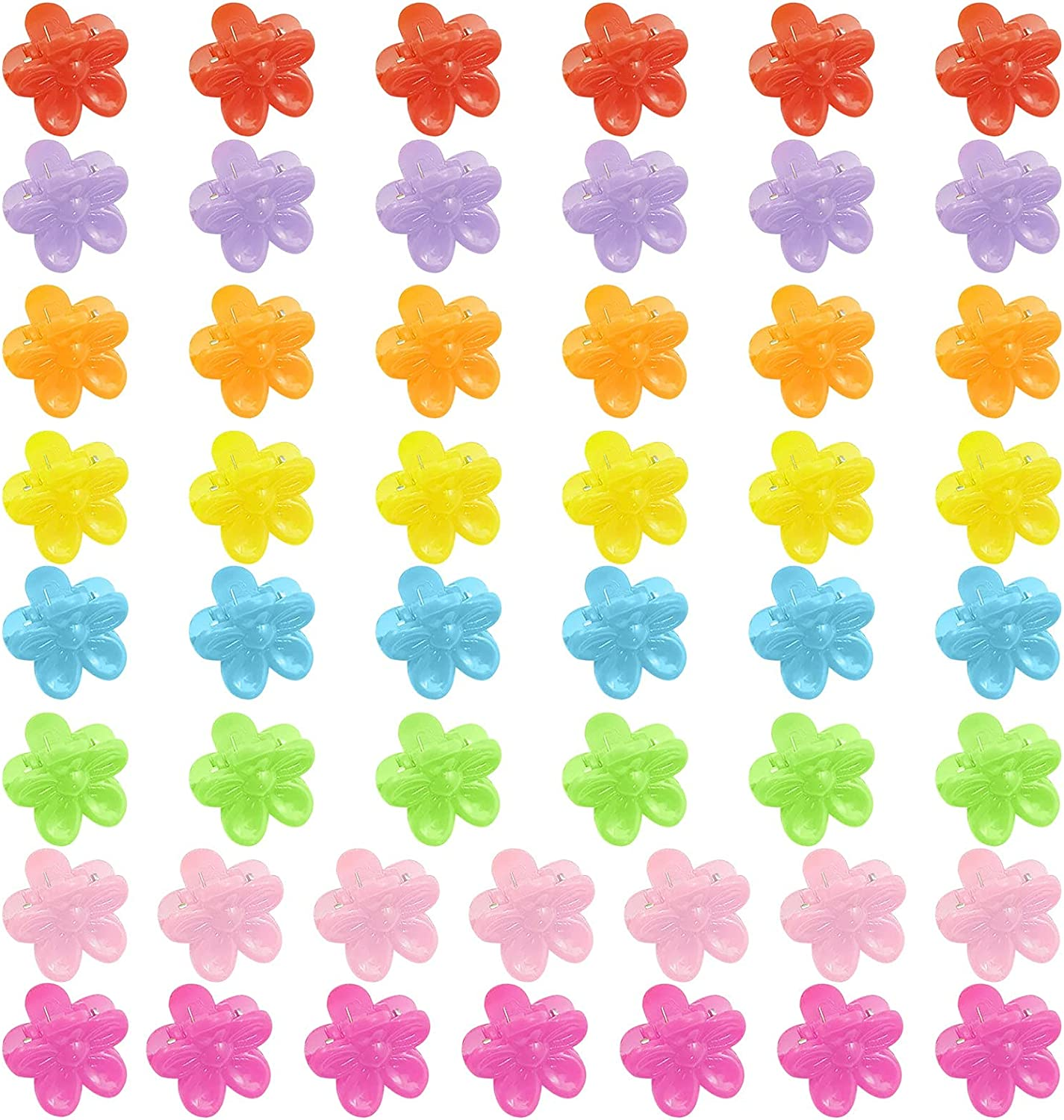 OGBK Samury Sale price Assorted Color Hair Clips Butterfly C Popular brand