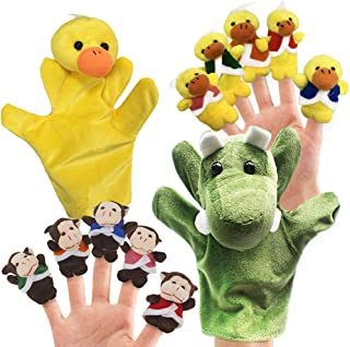 Best five little ducks hand puppet Reviews
