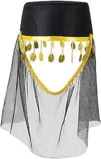Boland 04236 Fatima Chapeau avec voile pour femme Taille unique