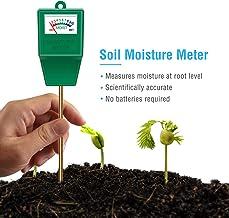 Atree Soil Moisture Sensor Meter Tester, Soil Water Monitor, Humidity Plant Tester,..
