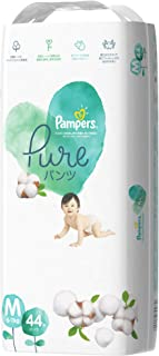 Pampers Pure Protection Pants Diapers, Medium, 44 count