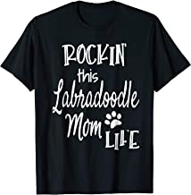 Rockin Life Labradoodle Mom Shirt Labradoodle Dog Owner Gift