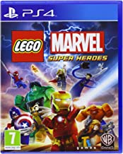 PS4 LEGO MARVEL SUPER HEROES (R2) (PS4)