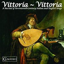 17Th C Italian And English Songs