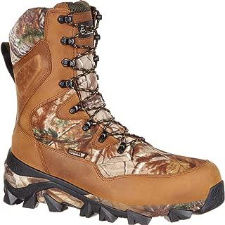 Men's Rks0334 Mid Calf Boot