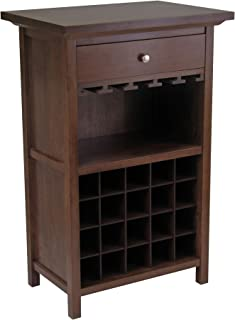 Best walnut wine cabinet Reviews