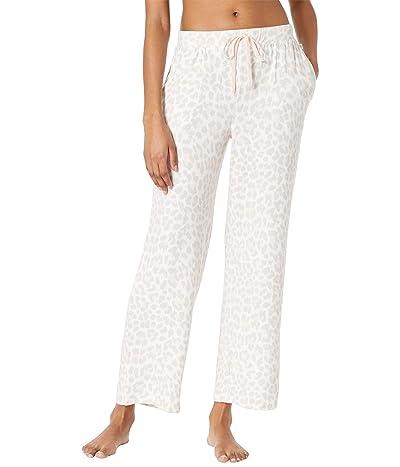 Kate Spade New York Soft Knit Separate Pants (Classic Leopard) Women