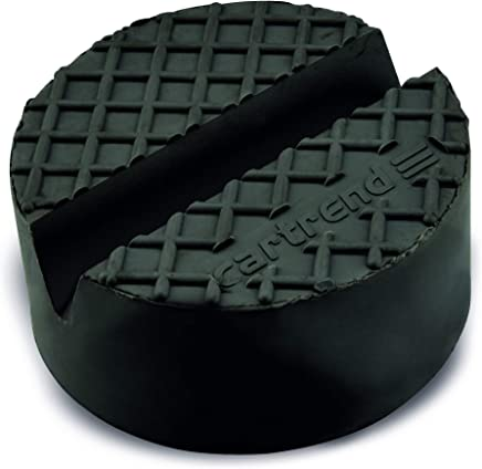 Cartrend 144000 Universal Rubber Jack Pad for Trolley Jack and Vehicle Lift