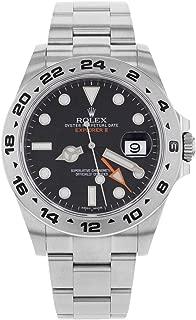 Rolex Explorer II 216570 bk Stainless Steel Automatic Men's Watch